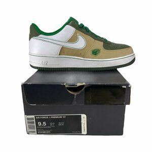 Nike Air Force 1 06 Mr Baltimore Shoes White Green